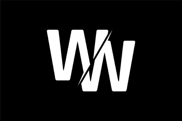 Monogram WW Logo Design.