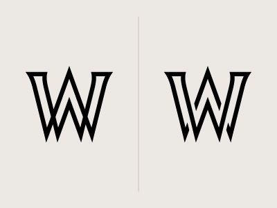 WW Monogram.
