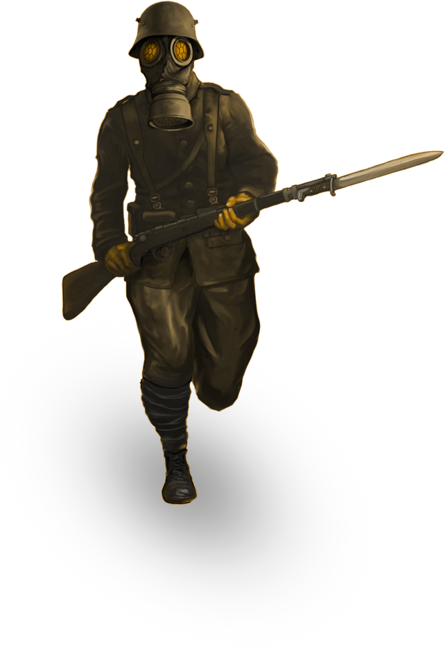 Ww1 Soldiers Png & Free Ww1 Soldiers.png Transparent Images #6764.