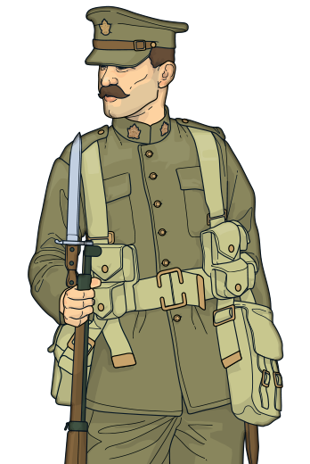 Soldier Png Ww1 3 » PNG Image #109964.
