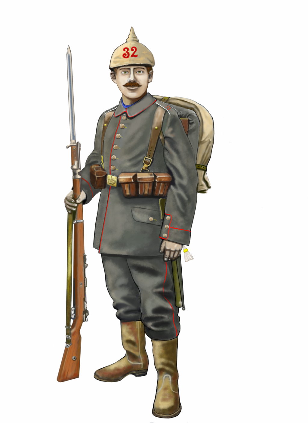 Ww1 Soldier Png 7 » PNG Image #109961.