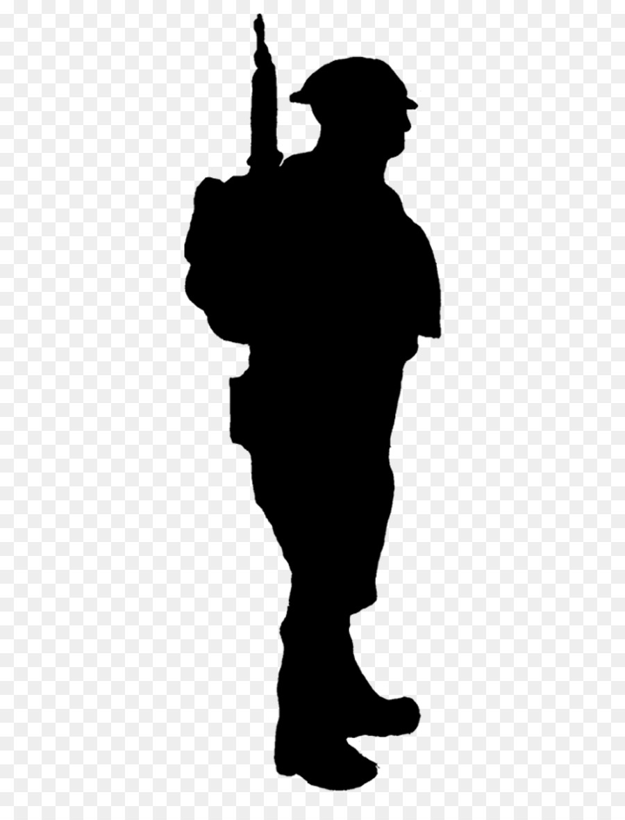 Soldier Silhouette.