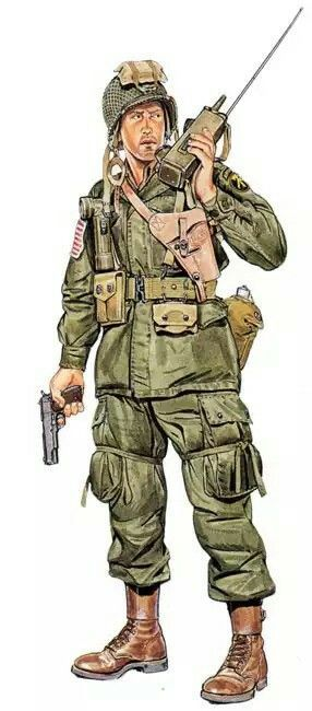 Ww2 Soldier Drawing at GetDrawings.com.