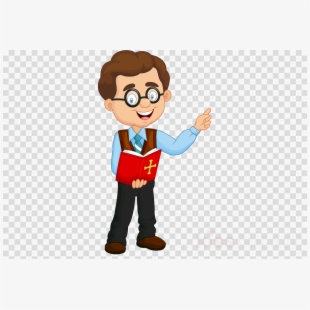 Teacher Clipart Male.