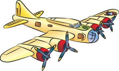 How to Draw World War II Planes in 7 Steps.