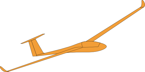 Glider PNG.