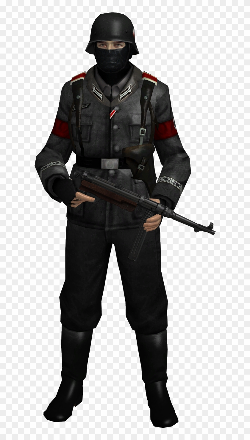 Ww2 Soldier Png, Transparent Png.
