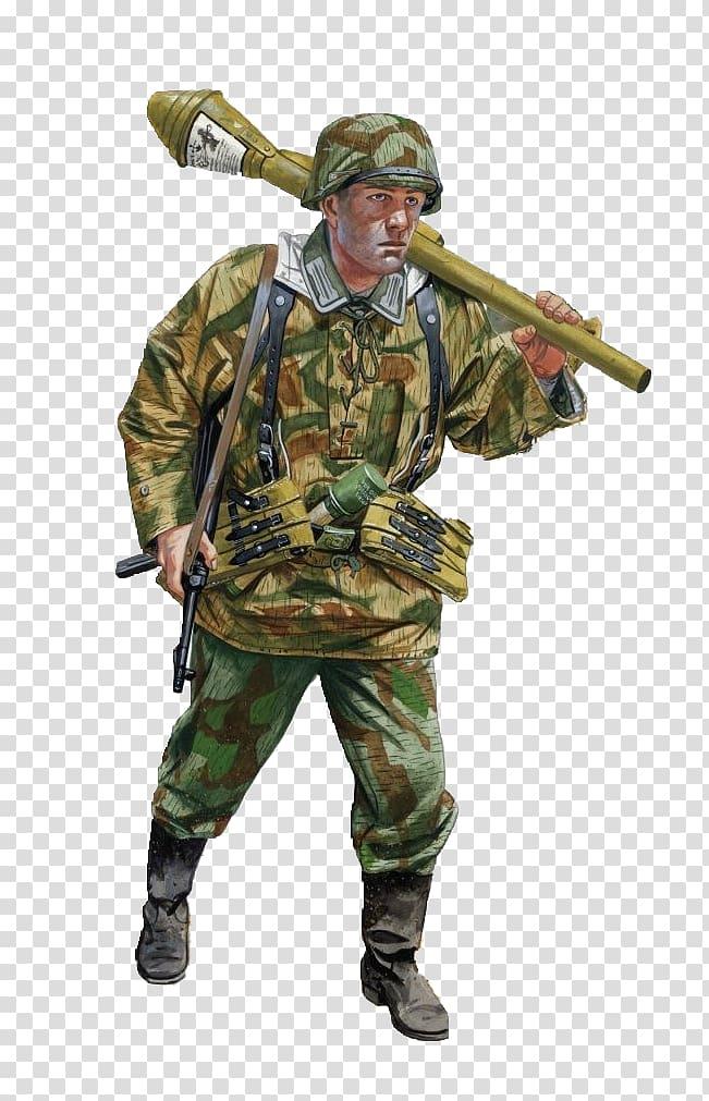 Soldier World War II Nazi Germany Military Uniforms, Soldier.