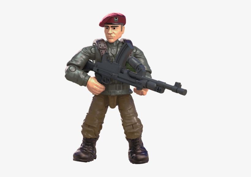 Wwii British Soldier.