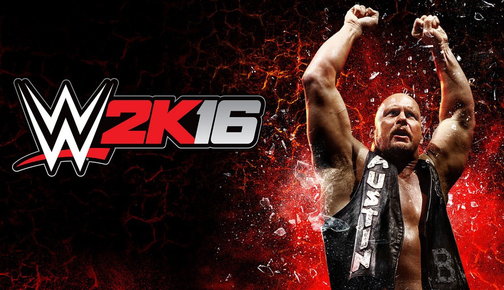 Be a Virtual Wrestler with WWE 2K16 Creation App.
