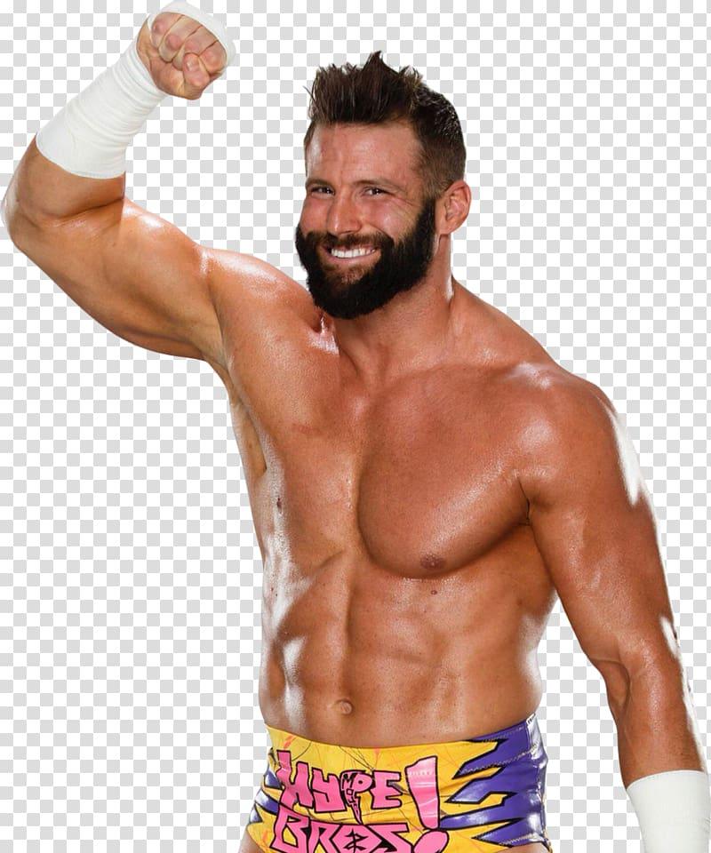 Zack Ryder WWE 2K17 WWE SmackDown Professional Wrestler.