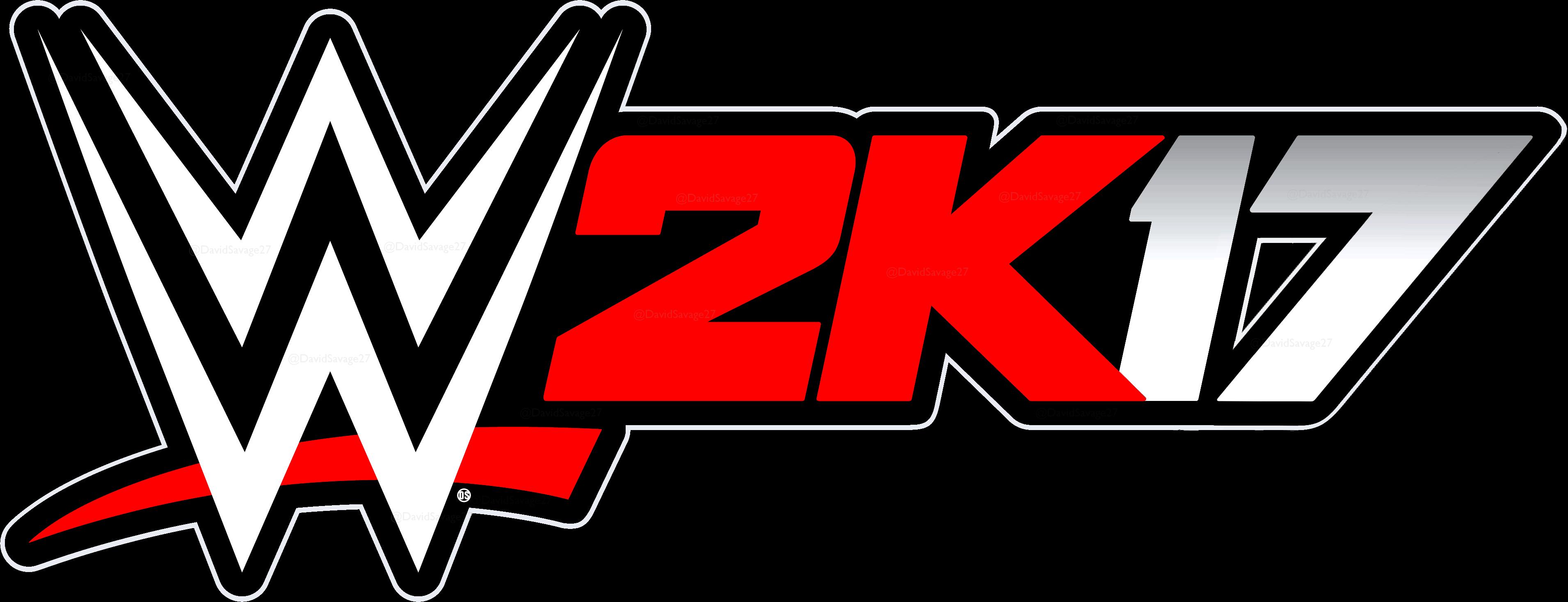 Wwe 2k17 Logos.