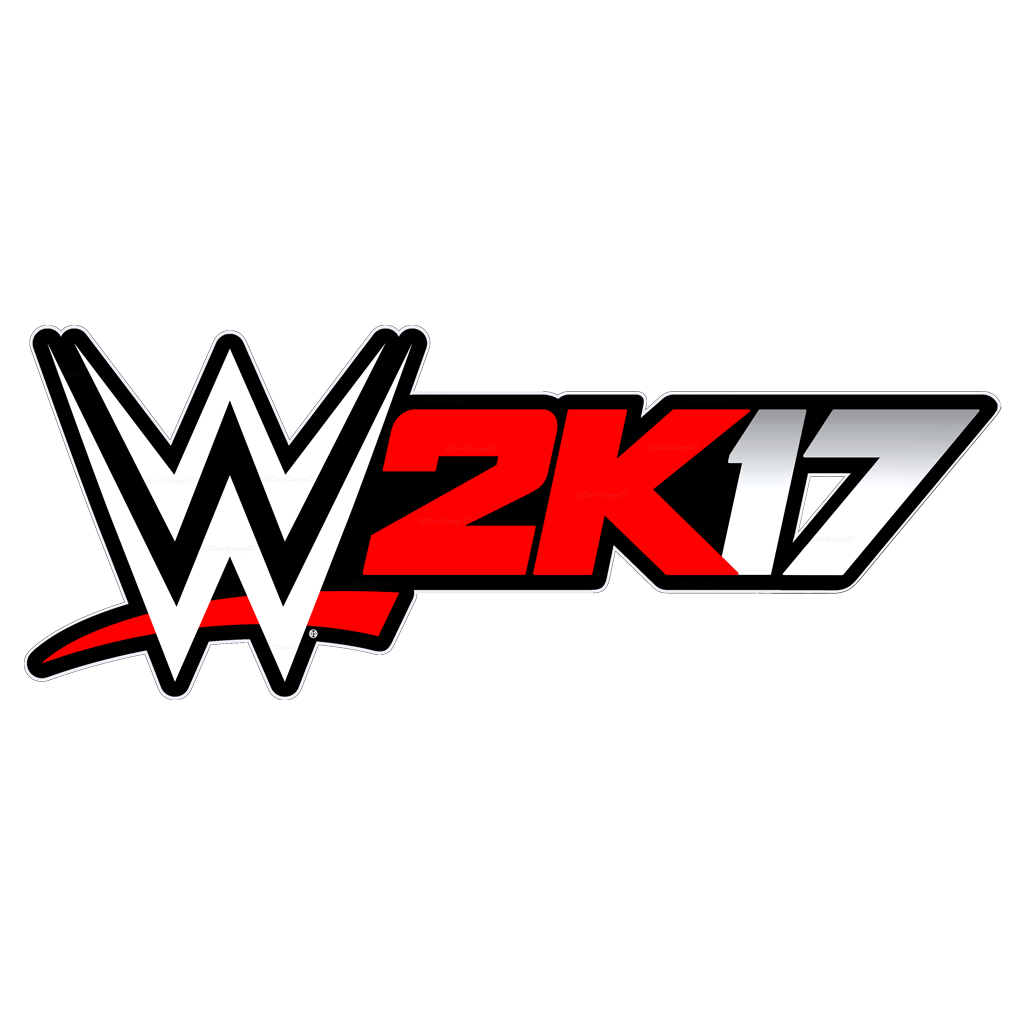 Wwe 2k17 logo png 1 » PNG Image.