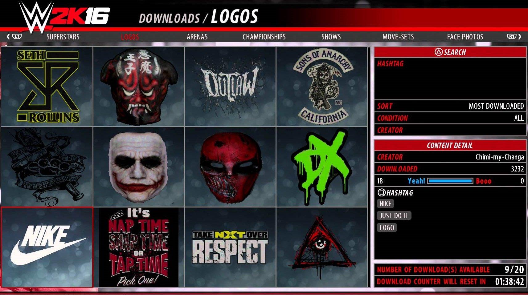 Custom logo uploads (How to).
