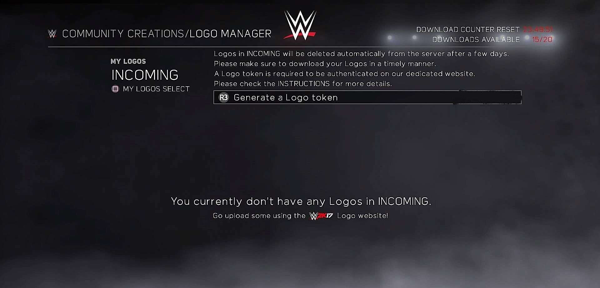 Picture Perfect: How to Use WWE 2K17\'s Finicky Face Photo.