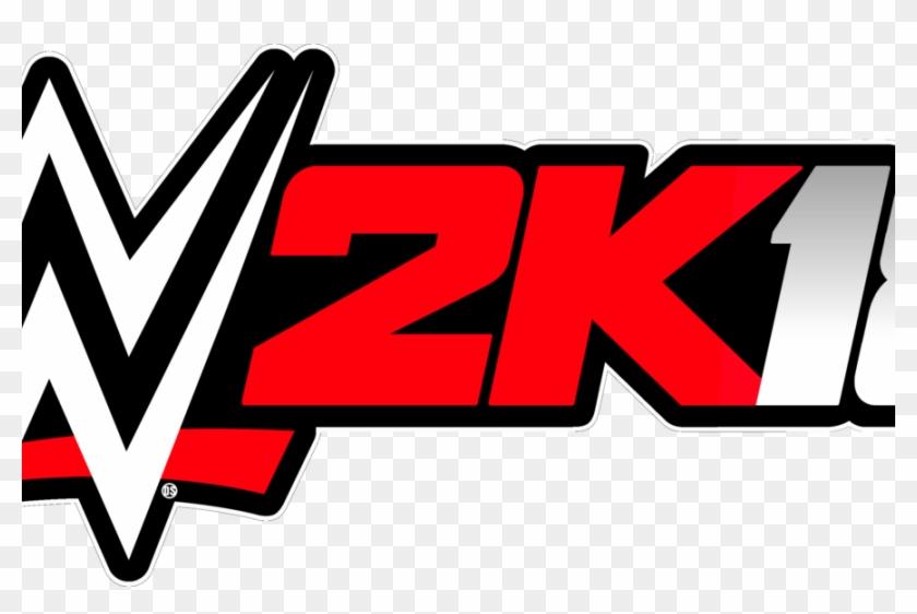 Wwe 2k18 Logo Png.