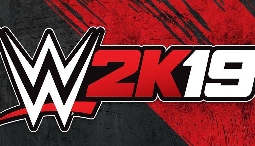 2K Officially Announces WWE 2K19; Reveals Logo.