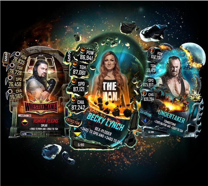 WWE 2K20.