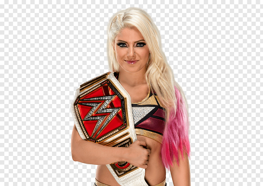 Alexa Bliss WWE Raw Women\'s Championship WWE SmackDown.