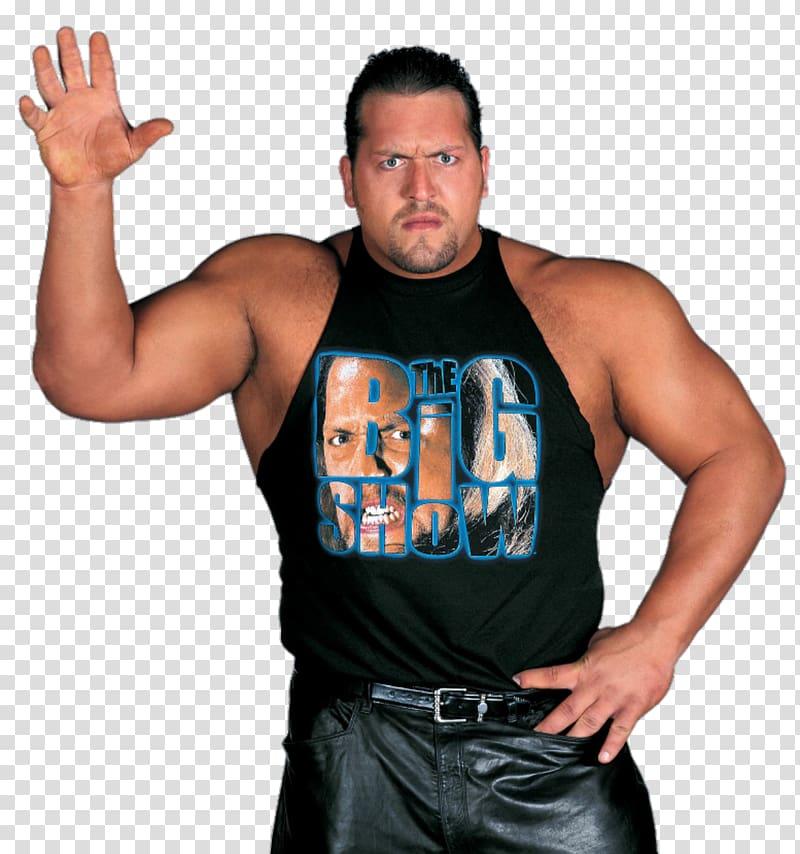 Big Show WWE Superstars Professional Wrestler WrestleMania.