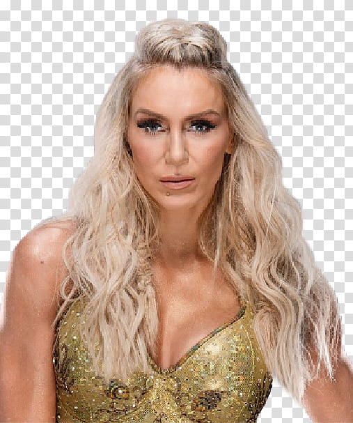 Charlotte Flair transparent background PNG clipart.