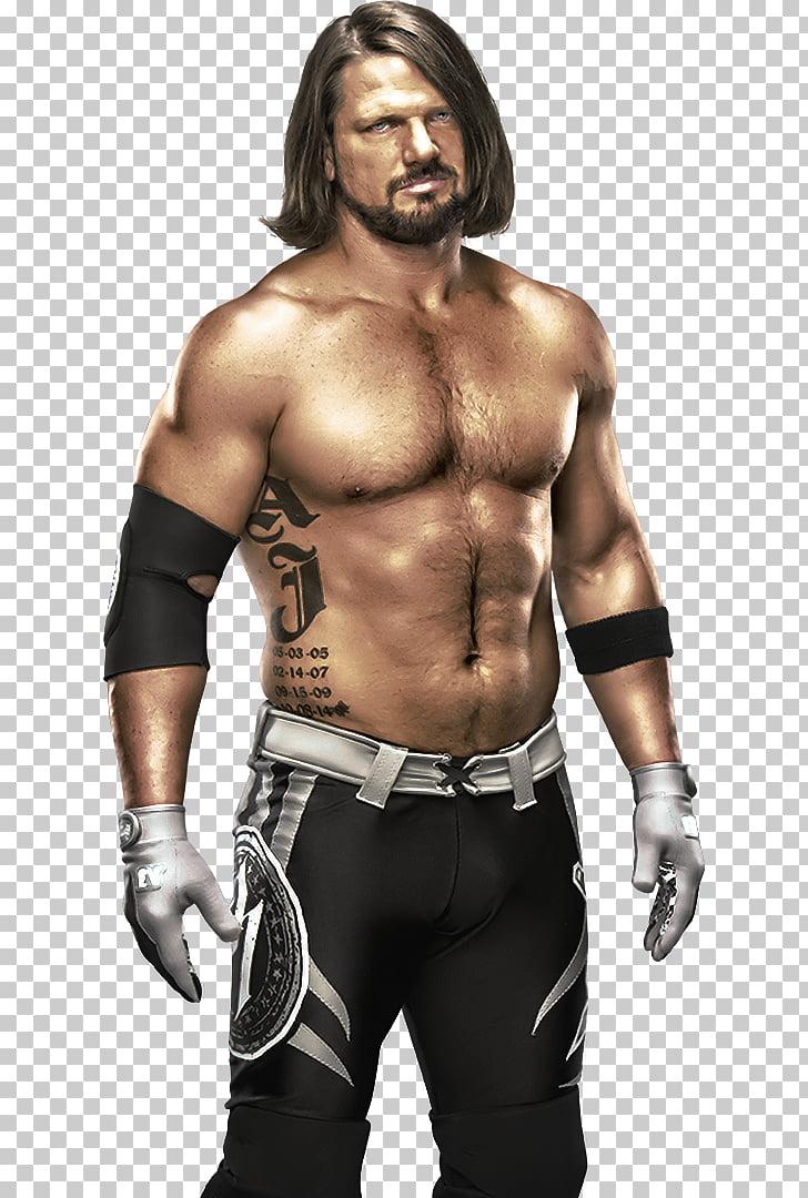 A.J. Styles WWE Championship Professional Wrestler WWE.