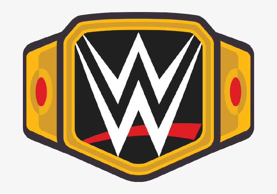 Wwe Championship Belt Clipart 3 By Ronald.