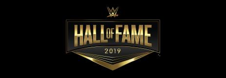 WWE 2019 Hall of Fame Merchandise.
