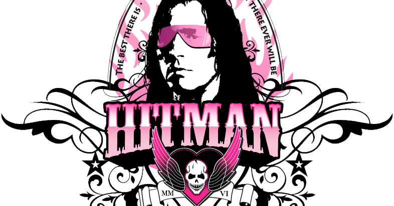 Pro Wrestling Resource Bret Hart Wwe Logo.