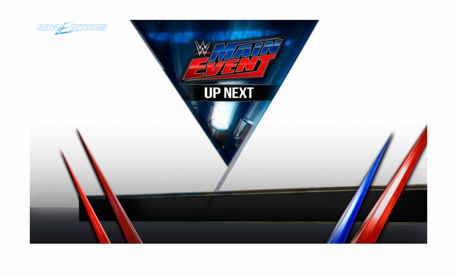 Wwe Main Event Match Card Png, Transparent Png Download For Free.