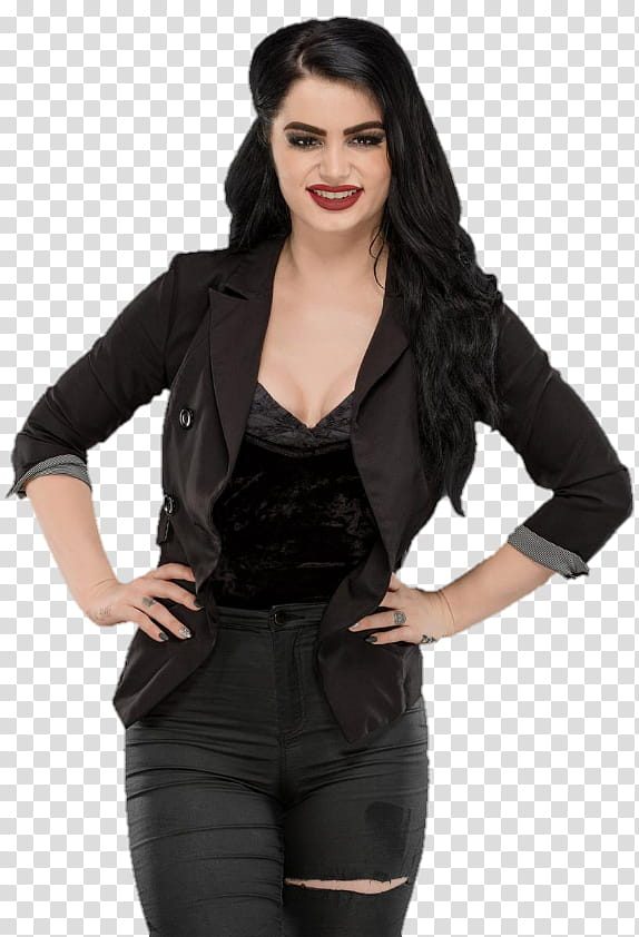 WWE Paige transparent background PNG clipart.