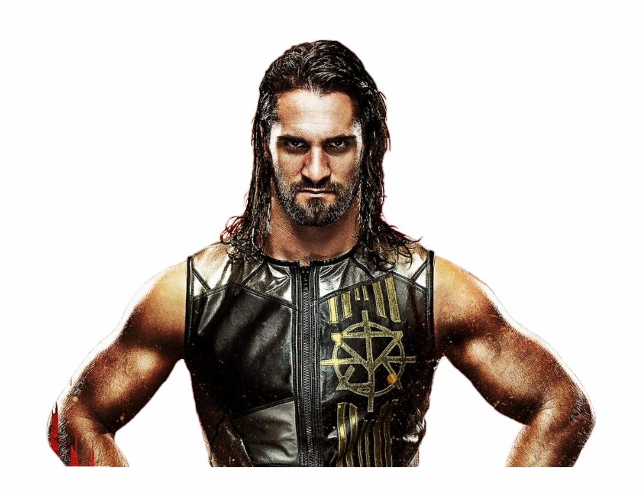 Wwe Seth Rollins Png.
