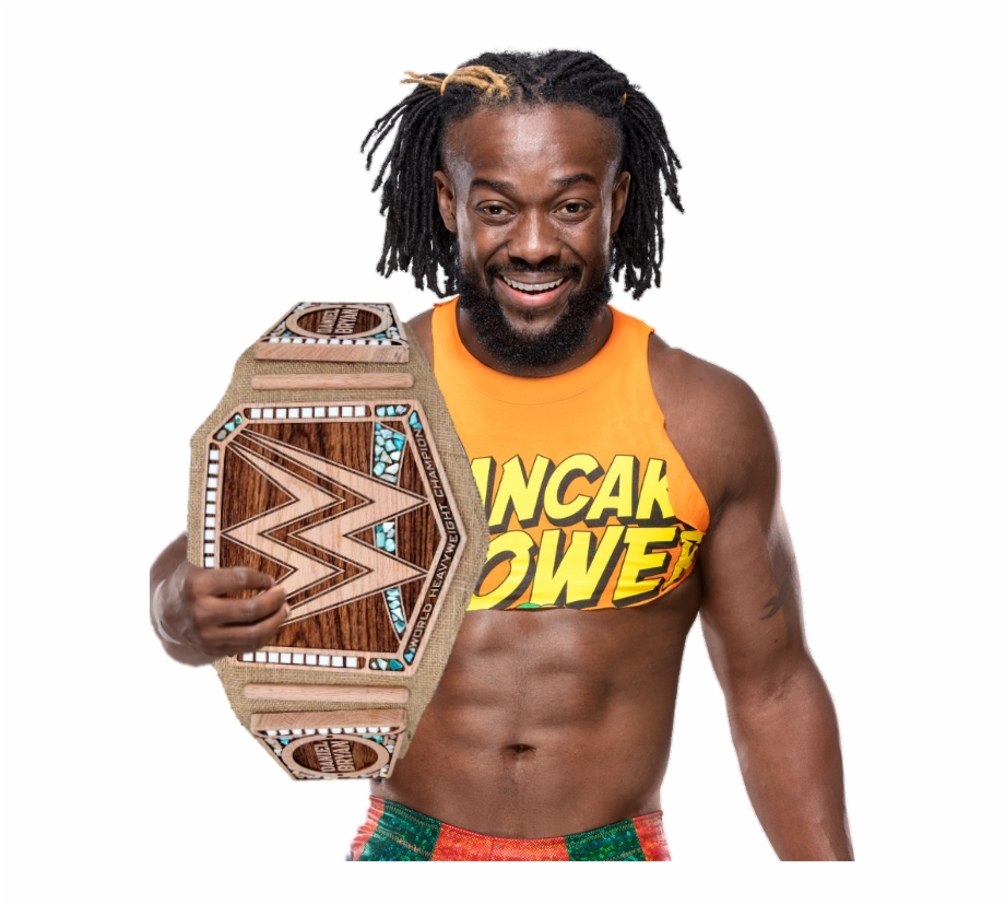 Kofi Kingston Wwe Champion.