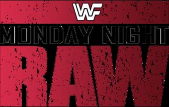 WWE Raw.