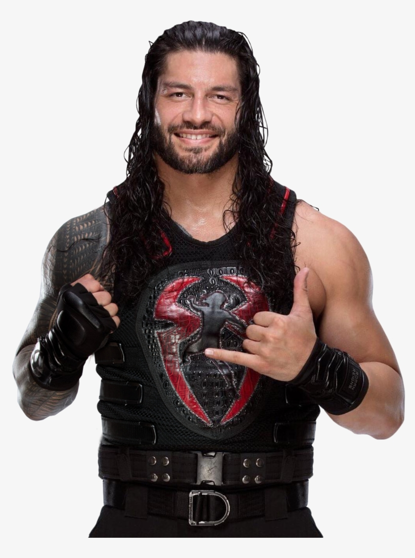 Roman Reigns Transparent Images.