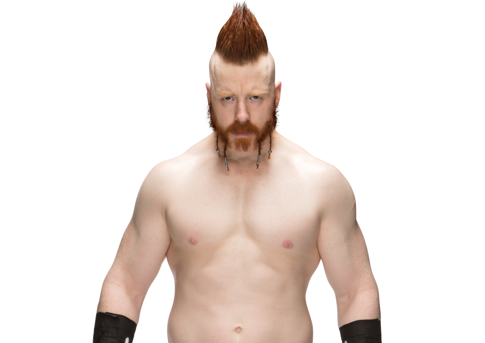 Meet WWE Superstar Sheamus Backstage at Monday.