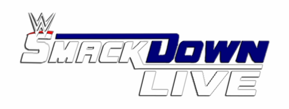 Smackdown Live Logo Png Clipart Black And White Download.