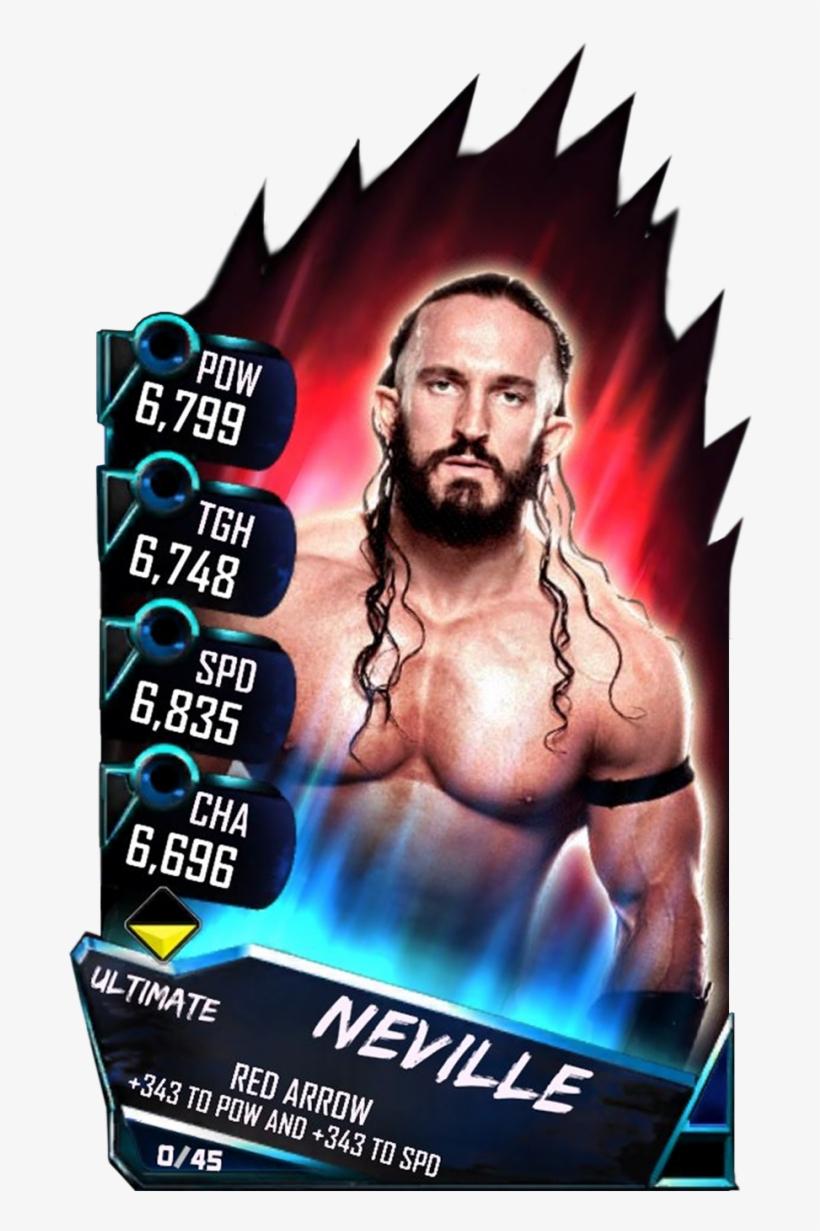 Ultrarare Supercard Neville Epic Fusion348 Neville.