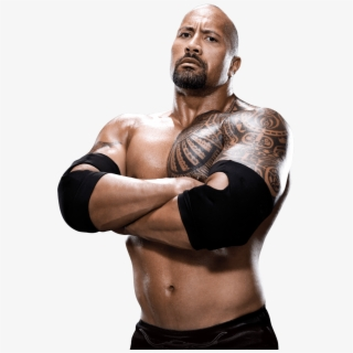 Wwe Superstar The Rock.