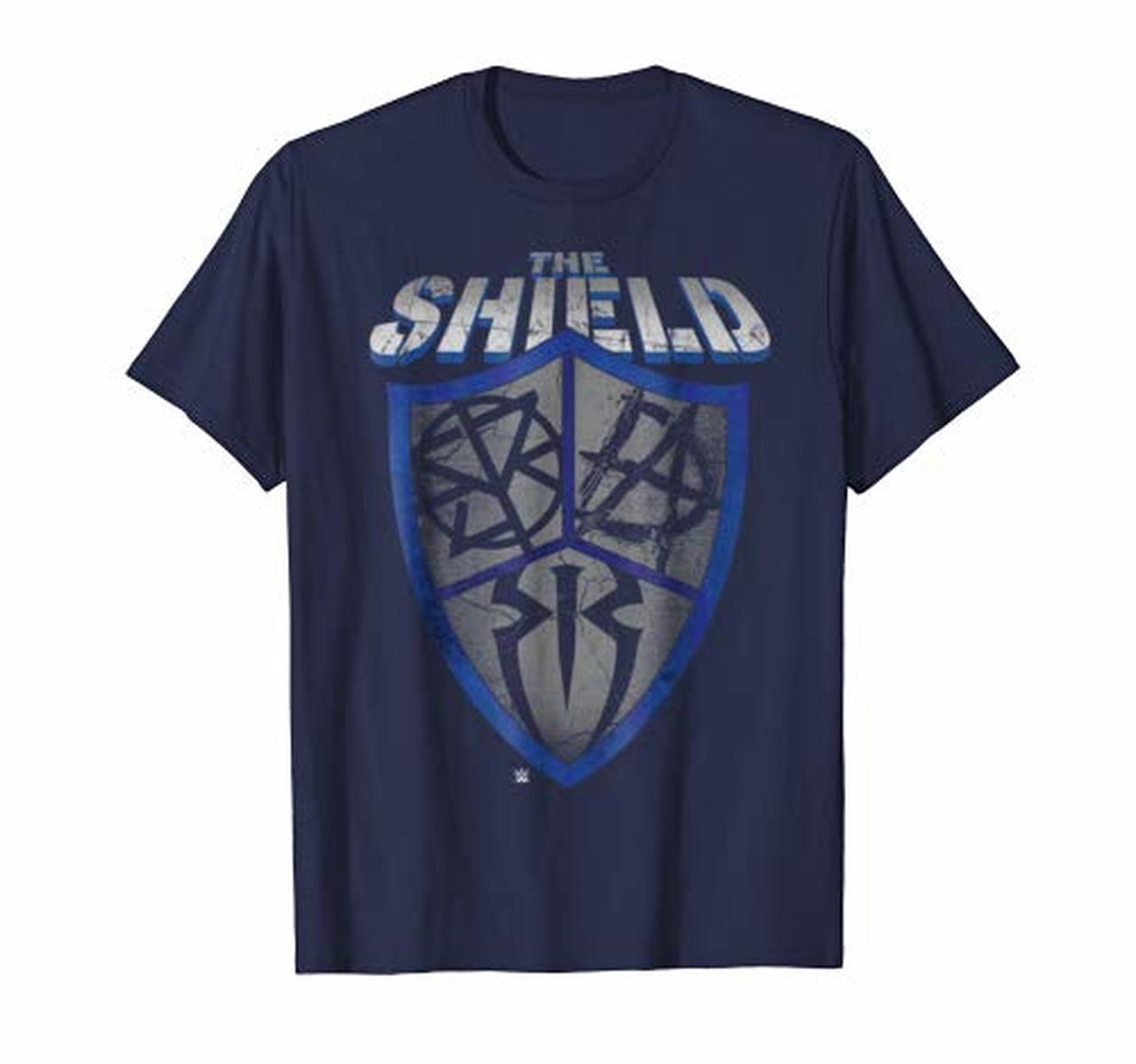 WWE The Shield Logo Graphic T.