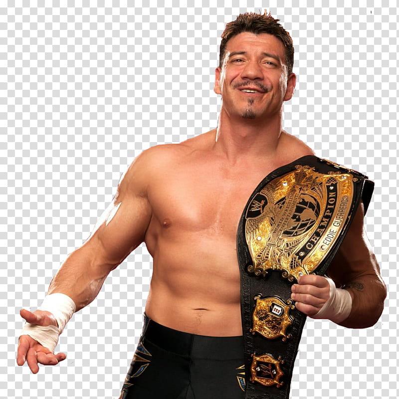 Eddie Guerrero Undisputed WWE Champion.