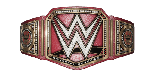 Wwe Universal Championship Png Vector, Clipart, PSD.