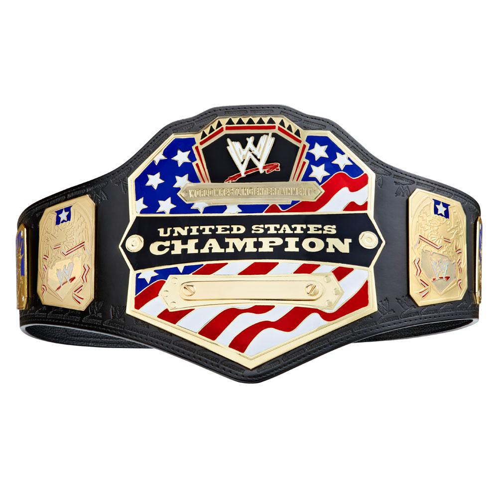 WWEShop: WWE United States Championship Replica Title Belt.