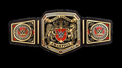 WWE United Kingdom Championship.