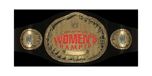 WWE Women's Championship.