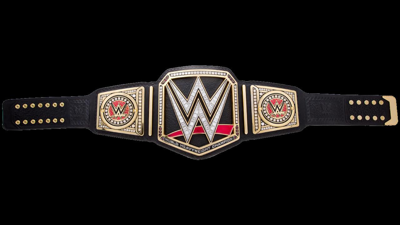 WWE World Heavyweight Championship.