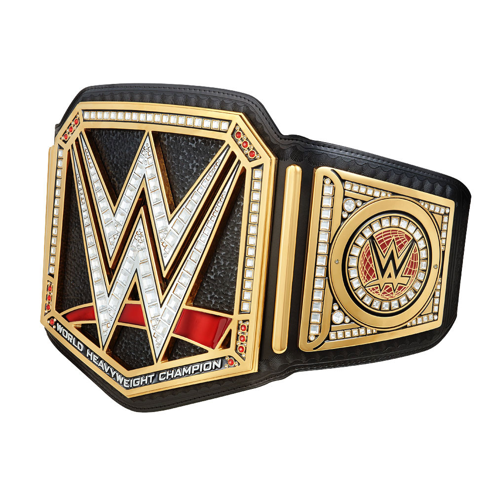 WWE World Heavyweight Championship Commemorative Title Belt (2014.