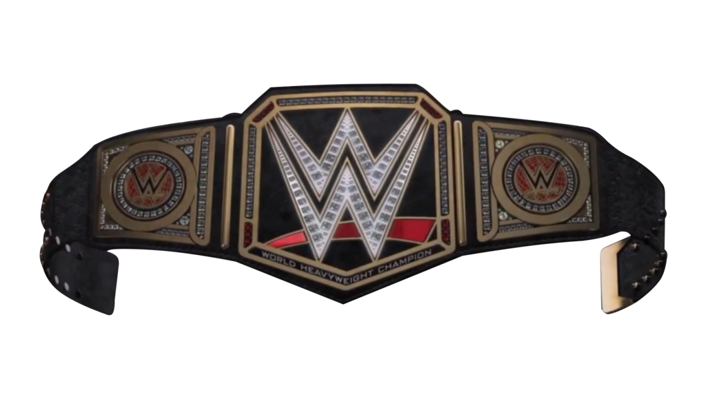 WWE World Heavyweight Championship.