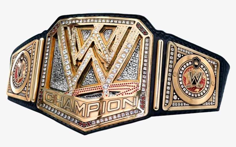 Wwe World Heavyweight Championship Belt.