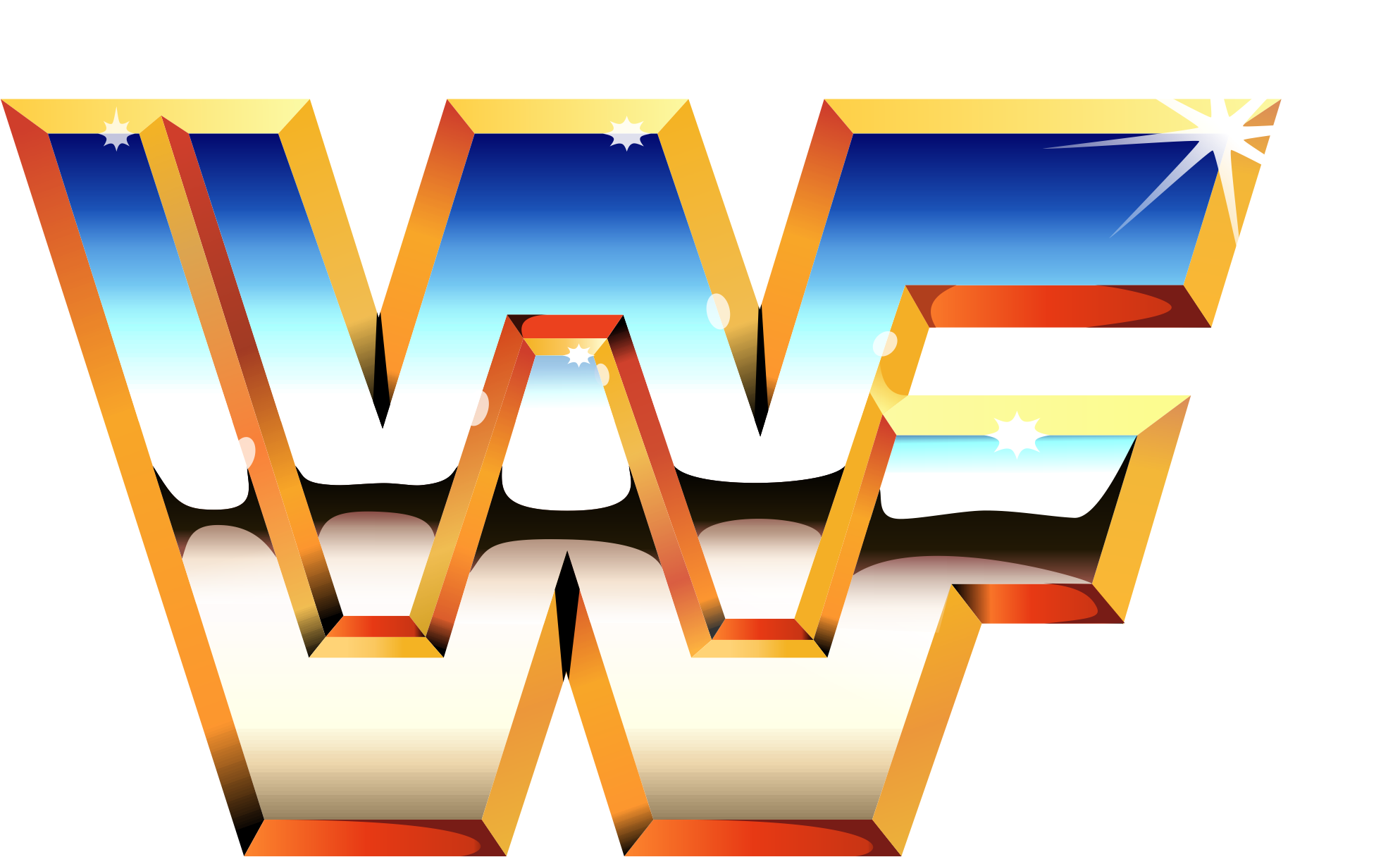 WWE Wrestling Logo.